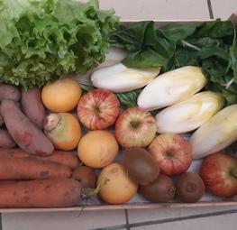 Paniers de Fruits et Légumes de saison