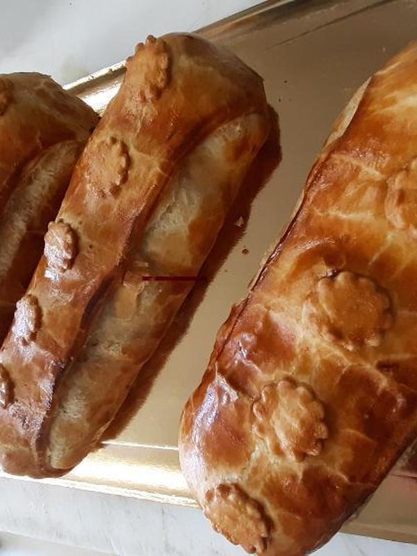 Paté Berrichon artisanal